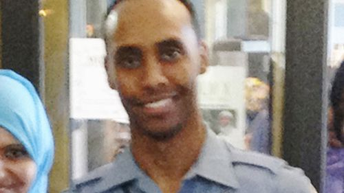 Minneapolis police officer Mohamed Noor.