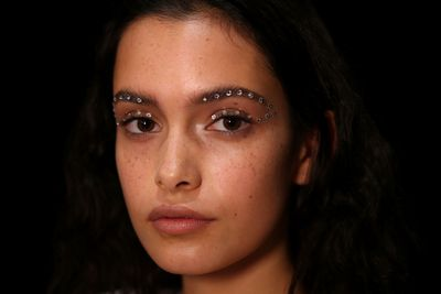 The Australian Resort 2017 runways contained all the ingredients for a captivating beauty look, from dramatic and bold to barely there. Glowy, lit-from-within skin was at Albus Lumen and We Are Kindred; artful graphics adorned eyes at Akira and P.E Nation; and can't-wait-to-try-that-at-home hairstyles ruled at Daniel Avakian and C/MEO Collective. Lips stole the show at KitX and We are Handsome, while glittering embellishments brought a hint of drama at Tome, Discount Universe and Emma Mulholland. <br /> Click through for the prettiest backstage looks.&nbsp;