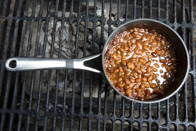 <strong>Baked beans (360 mg of sodium per 100 grams)</strong>