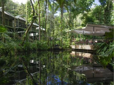 <strong>Daintree Eco Lodge & Spa Hotel – Daintree QLD</strong>