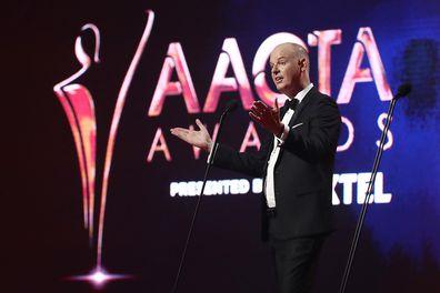 Tom Gleeson, AACTA Awards 2020