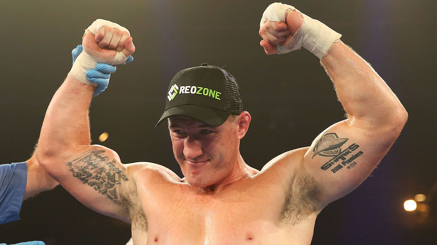 Paul Gallen sets sights on State of Origin bout with Justin Hodges
