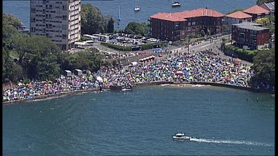 "<p>Australians have prepared to ring in the New Year in style, at special celebrations in Sydney, Melbourne, Brisbane and Adelaide.</p><p>Sydneysiders packed out much of the harbour front this afternoon.</p><p>View our <a href=""http://www.9news.com.au/national/2015/12/31/15/27/new-years-eve-2015-your-guide-for-sydney-melbourne-brisbane-and-adelaide-celebrations"">New Year's Eve 2015 guide</a> to help plan your night. </p><p><strong>Click through the gallery to see more images of the festivities.  </strong></p><p>(9NEWS)</p>"