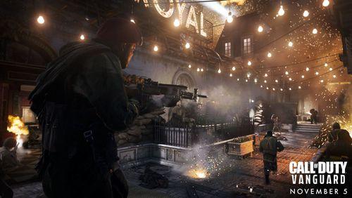 Call of Duty: Авангард