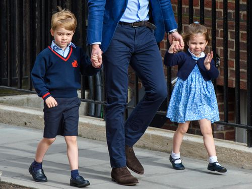 Prince George Alexander Louis was named after the Queen's father who took the name George VI upon becoming King but was actually named Albert Frederick Arthur George. Princess Charlotte Elizabeth Diana was named after the Queen and Prince William's mother.