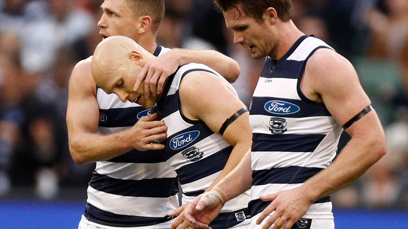 AFL praises Geelong's Gary Ablett for booing reaction