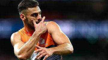 Coniglio gives update on free agency decision