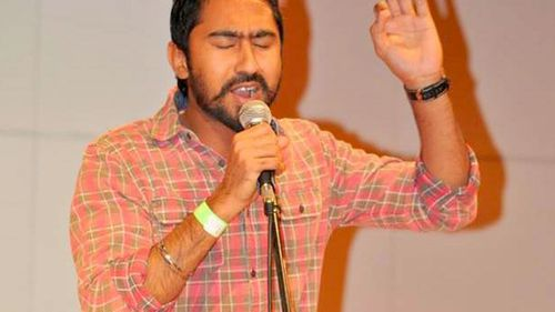 Australia's Indian community is reeling following the death of popular singer Manmeet Sharma. (Facebook)