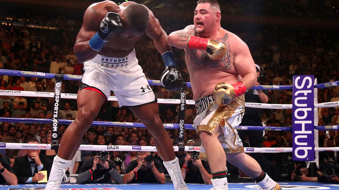Anthony Joshua vs Andy Ruiz rematch set for Saudi Arabia