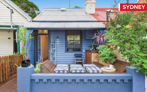 SYDNEY: 3 bedroom home up for auction at Balmain on Super Saturday (SUPPLIED)