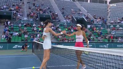 Australia's Ajla Tomljanovic into Korea Open final in Seoul