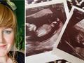 Pregnant mum's 'strange feeling something wasn't quite right'