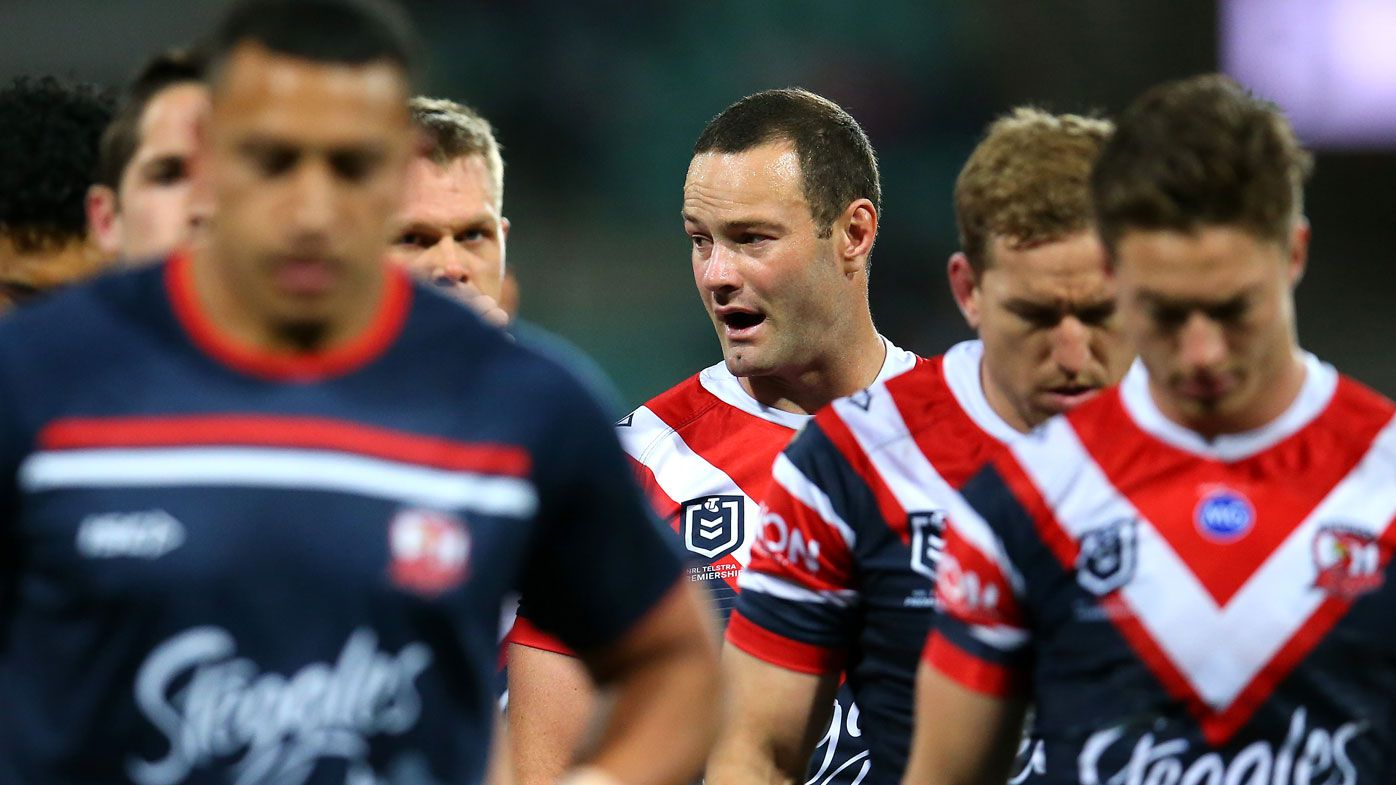 'We won't focus too much on that': How Roosters will react to Sticky's stripping sledge
