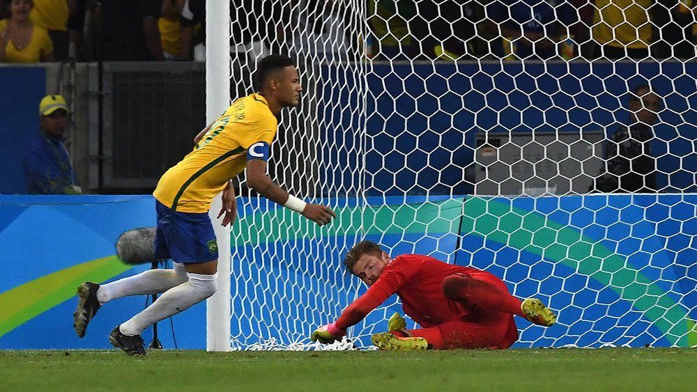 Rio Olympics: Neymar breaks Brazilian drought at Olympics