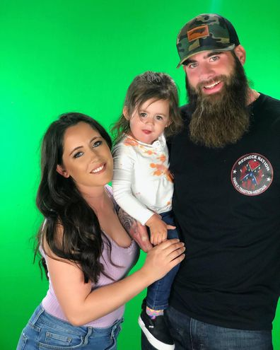 Jenelle, Ensley and David Eason.