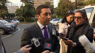 Alleged mafia boss demands apology from Victoria's Deputy Premier