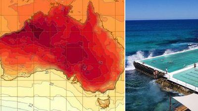 Australia set to sweat as nationwide heatwave kicks off