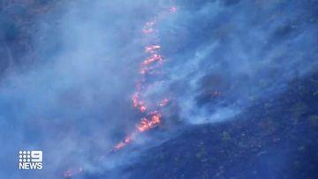 Bushfire Queensland September 21