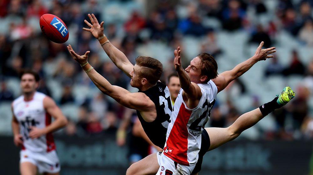 Carlton end Demons' AFL finals push
