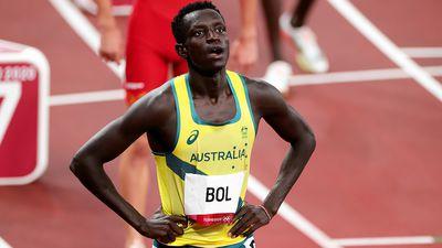 Peter Bol inspires Australia with 800 metre bid