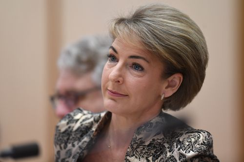 Michaelia Cash's staffer resigns after tipping off media about AWU raids. (AAP)