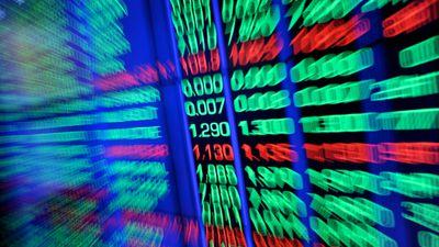 Australian Stock Exchange. (AAP)