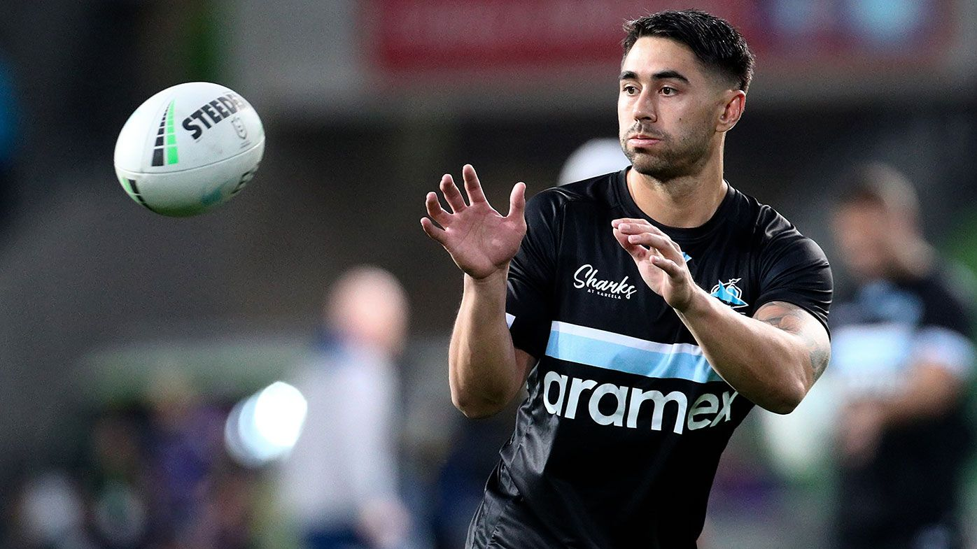 EXCLUSIVE: Shaun Johnson's 'head wasn't there this year' with the Sharks, Paul Gallen says