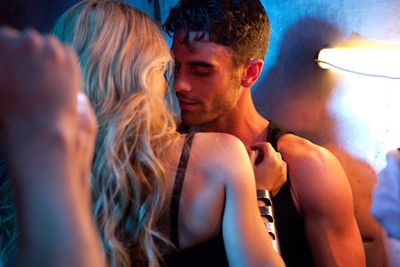 Things get a little raunchy on the set of Havana Brown's latest video clip!