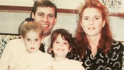 Princess Eugenie shares a throwback photo