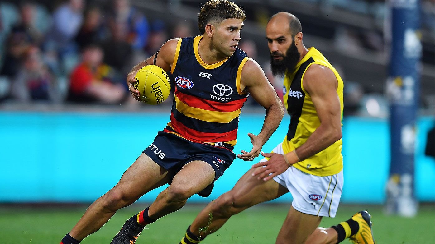 Adelaide Crows bad boy Tyson Stengle stood down by club after another off-field incident