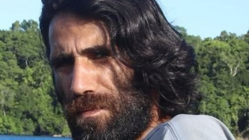 Behrouz Boochani has been freed after earlier being arrested by police. (Twitter)