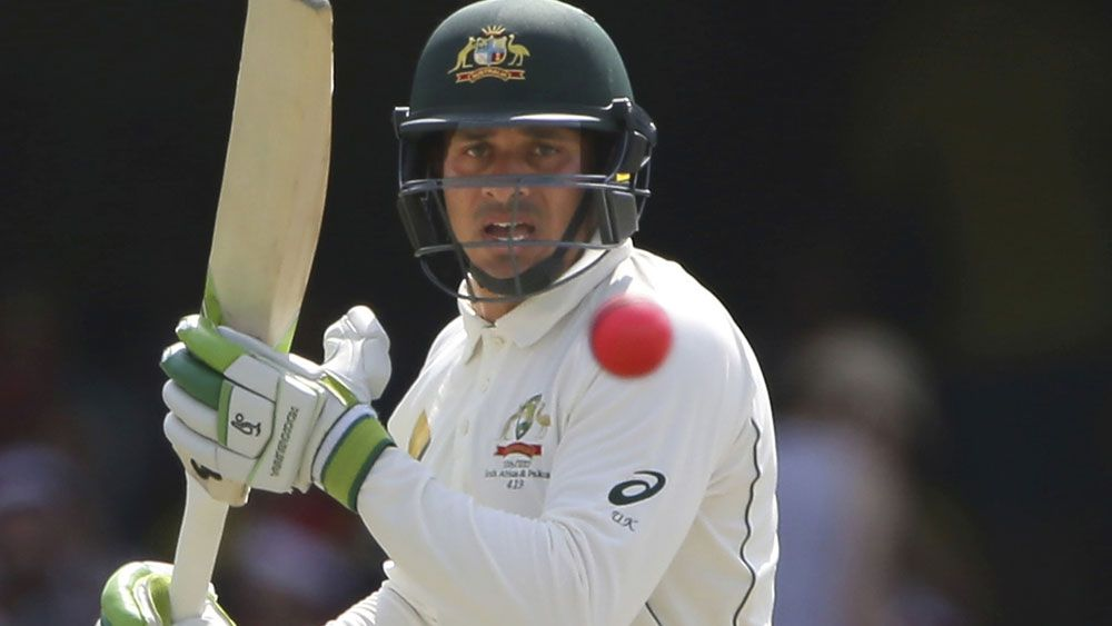 Australia v Bangladesh Test series: Steve Smith all but assures Usman Khawaja of No.3 spot in batting line up