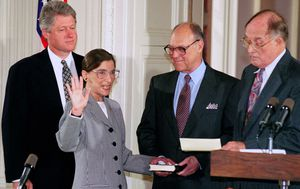 Legal pioneer and cultural icon: Ruth Bader Ginsburg's life in pictures