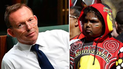 Tony Abbott stops short of endorsing new Indigenous Day