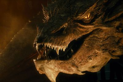 "Visual effects supervisor Joe Letteri told us that he was really excited about capturing the footage of the dragon Smaug because they were pressed for time to create it.<br/><br/>""It was really exciting because we had about three weeks to do [the first teaser],"" he said."