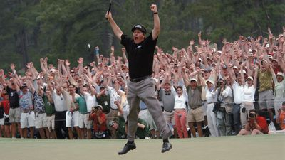 2004: Phil Mickelson