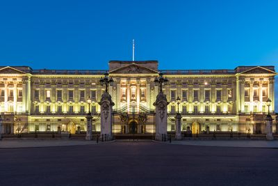 <strong>Buckingham Palace, England</strong>