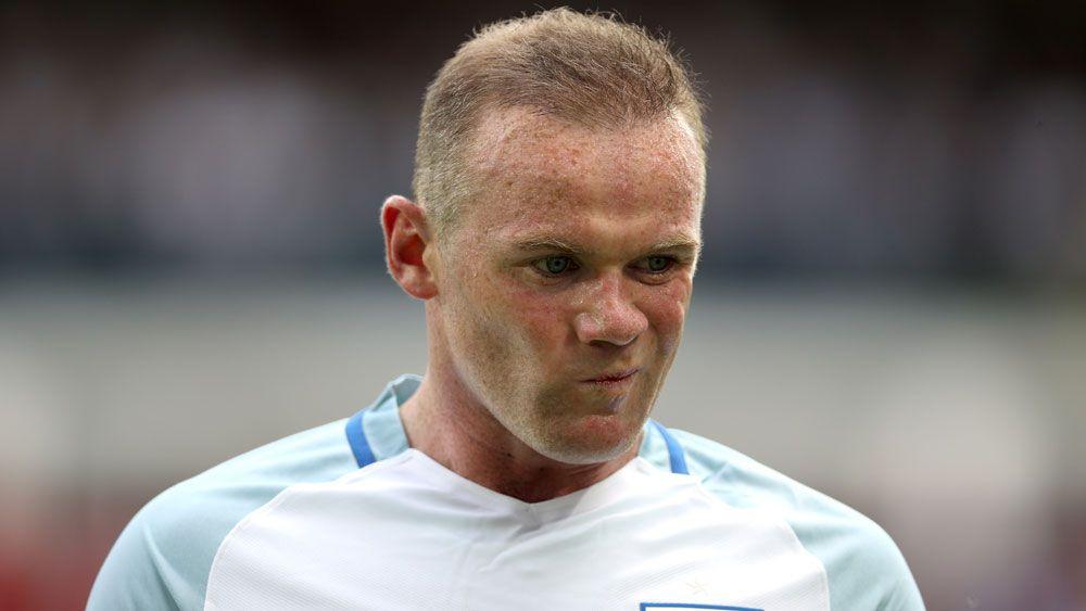 Wayne Rooney (AAP)