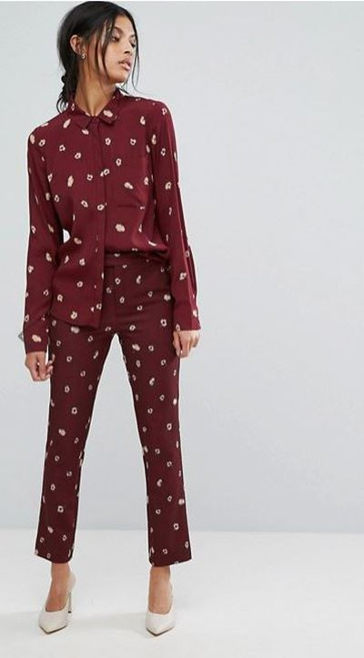 """<p><a href=""""http://www.asos.com/au/gestuz-flower-shirt-pant-co-ord/grp/16593?clr=multi&amp;SearchQuery=co-ordinating&amp;pgesize=36&amp;pge=8&amp;totalstyles=1017&amp;gridsize=3&amp;gridrow=3&amp;gridcolumn=2"""" target=""""_blank"""" draggable=""""false"""">Gestuz Flower Shirt in Multi, $196</a></p> <p><a href=""""http://www.asos.com/au/gestuz-flower-shirt-pant-co-ord/grp/16593?clr=multi&amp;SearchQuery=co-ordinating&amp;pgesize=36&amp;pge=8&amp;totalstyles=1017&amp;gridsize=3&amp;gridrow=3&amp;gridcolumn=2"""" target=""""_blank"""" draggable=""""false"""">Gestuz Flower Pants in Multi, $255</a></p>"""