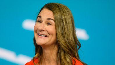 Melinda Gates speech divorce Bill Gates.