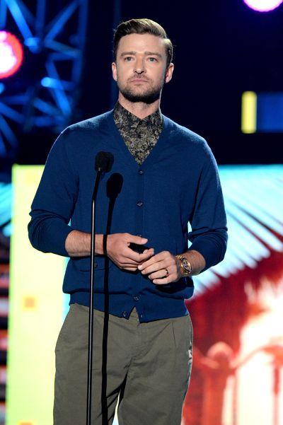 5. Justin Timberlake