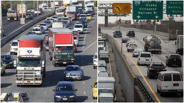 Traffic news headlines