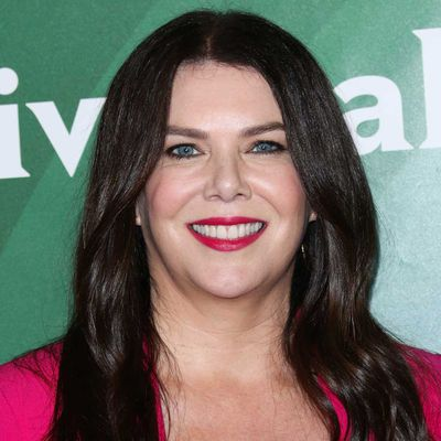 Lauren Graham as Lorelai Gilmore: Now