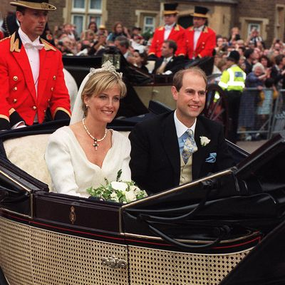 Prince Edward and Countess of Wessex, 1999