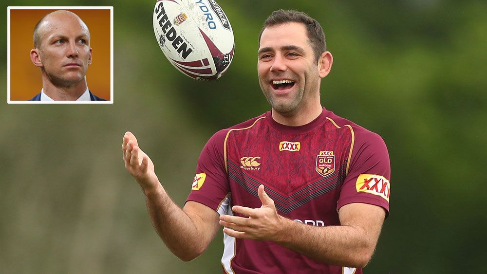 Darren Lockyer backs Cameron Smith to play on for Queensland in State of Origin