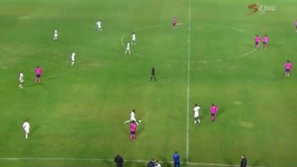 Act of sportsmanship costs team goal in South African Premier League playoff game