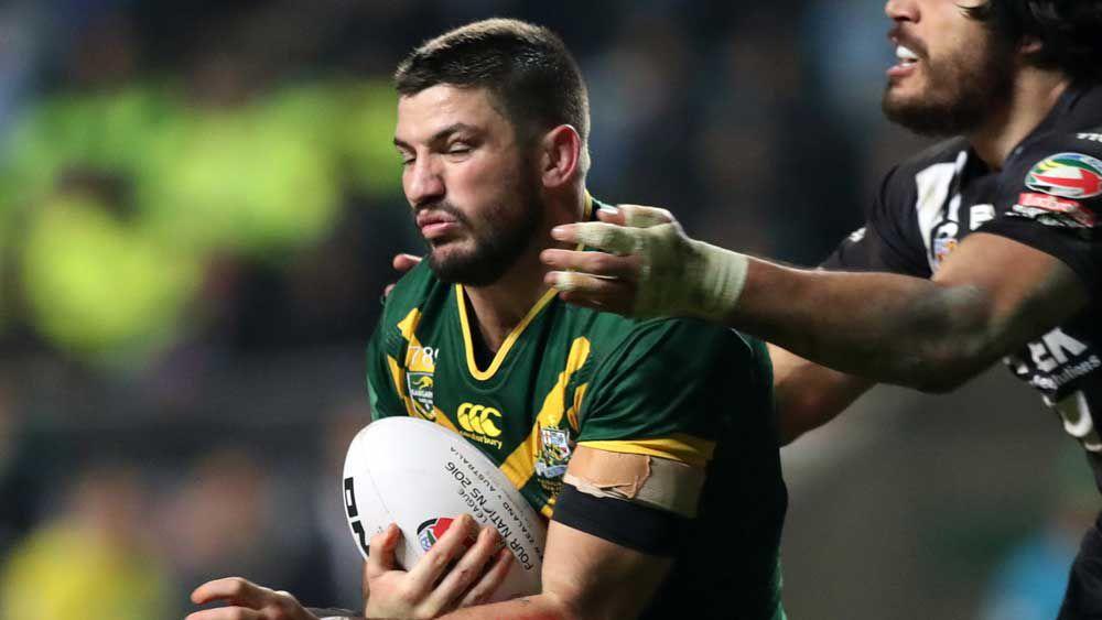 Kangaroos take leave before England clash