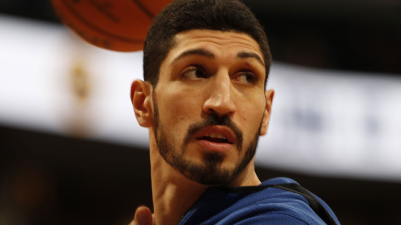 NBA's Enes Kanter cops Turkey extradition request over 'terror' claims