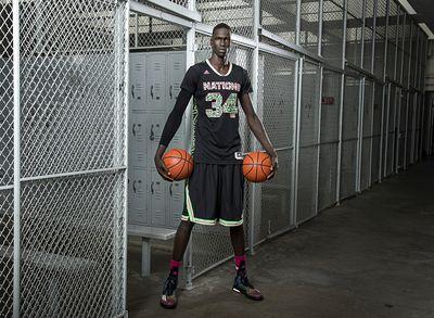 <strong>Thon Maker, NBA player</strong>