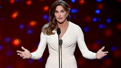 Caitlyn Jenner makes her debut